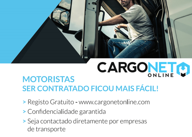 CargonetOnline - Launches the first Driver's platform