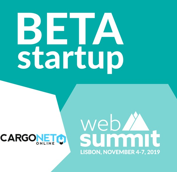 CargonetOnline is present at Websummit 2019